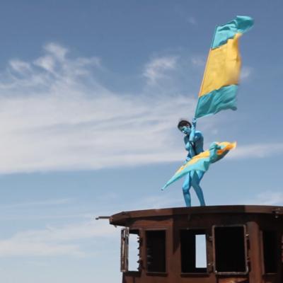 Sarah Trouch - Aral Revival, Kazakhstan 2013