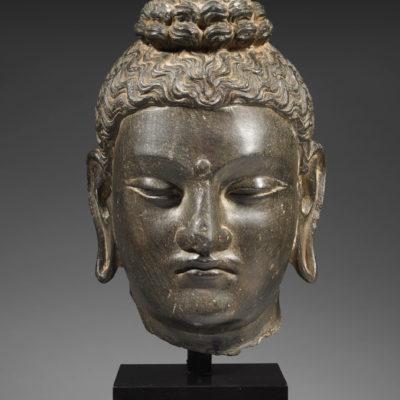 Tête Gandhara