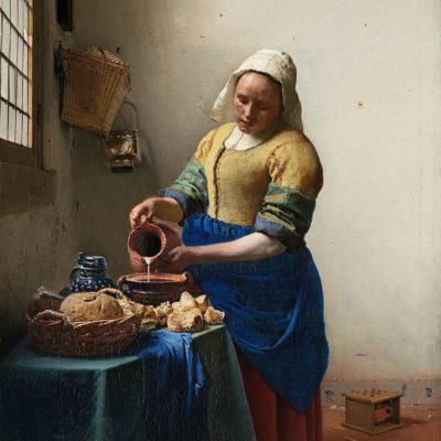 Johannes_Vermeer_-_Het_melkmeisje_-_G