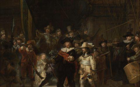 Rembrandt - La Ronde de Nuit, 1642