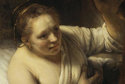 Rembrandt_(Rembrandt_van_Rijn)_-_A_Woman_in_Bed_-_Google_Art_Project-bannière